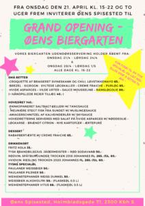 åbningsfest menu drikkekort rettet2