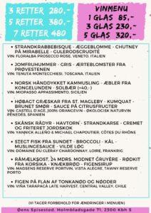 menu uge 40 2021